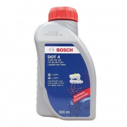Liquido de Frenos Bosch Dot 4 Tipo 4 500 Ml