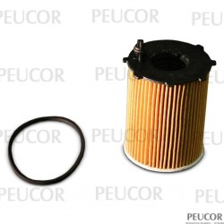 Filtro Aceite Peugeot  PARTNER , 207,307,308,408 1.4, 1.6 HDI